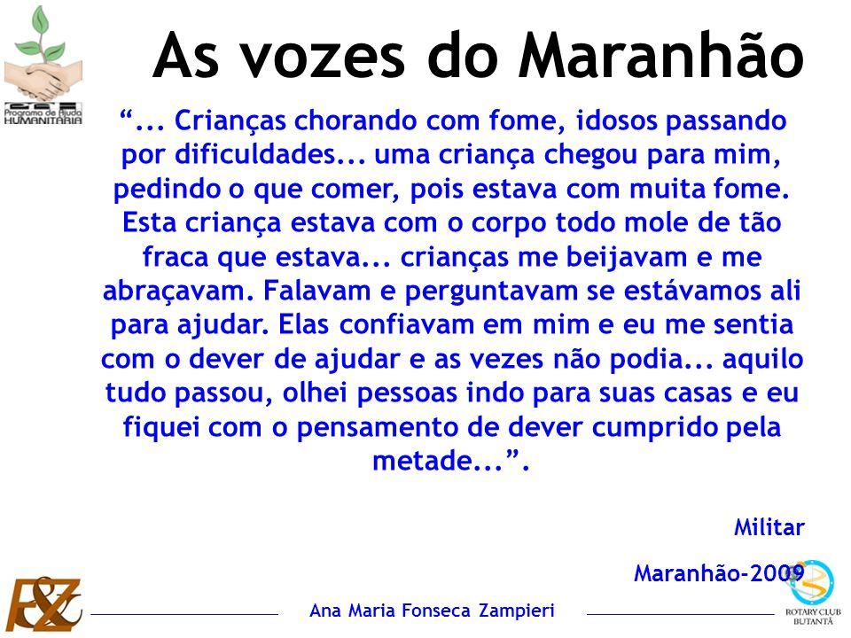 As vozes do Maranhão Militar