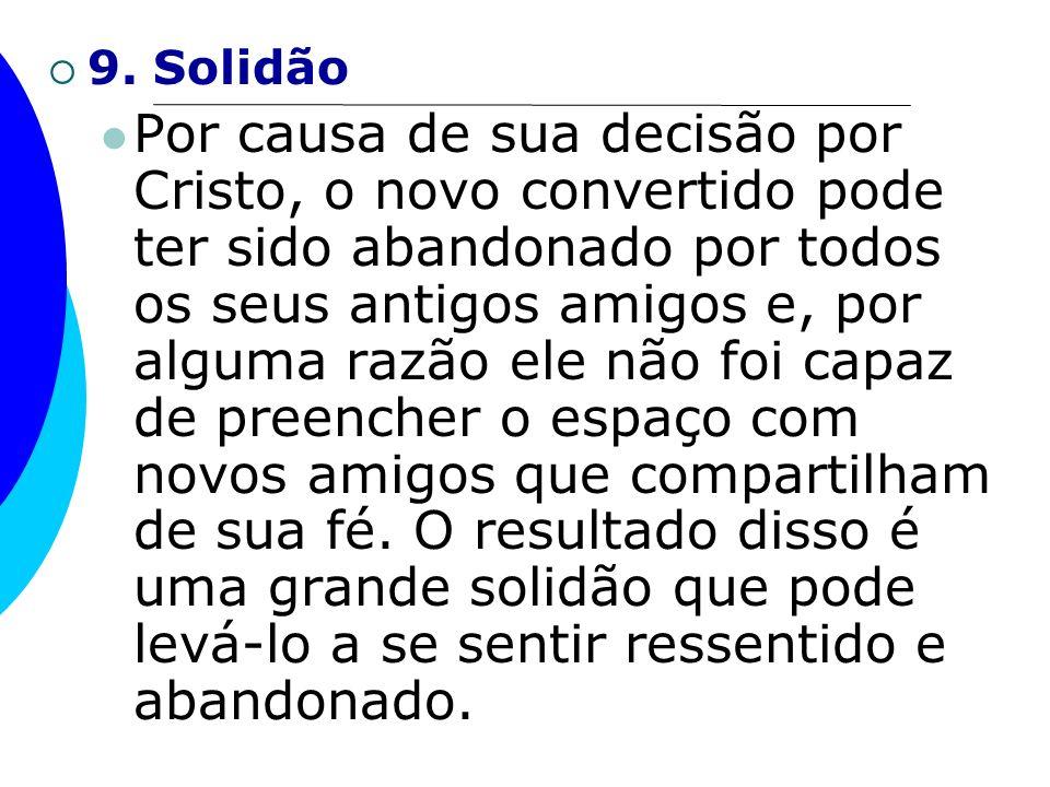 9. Solidão