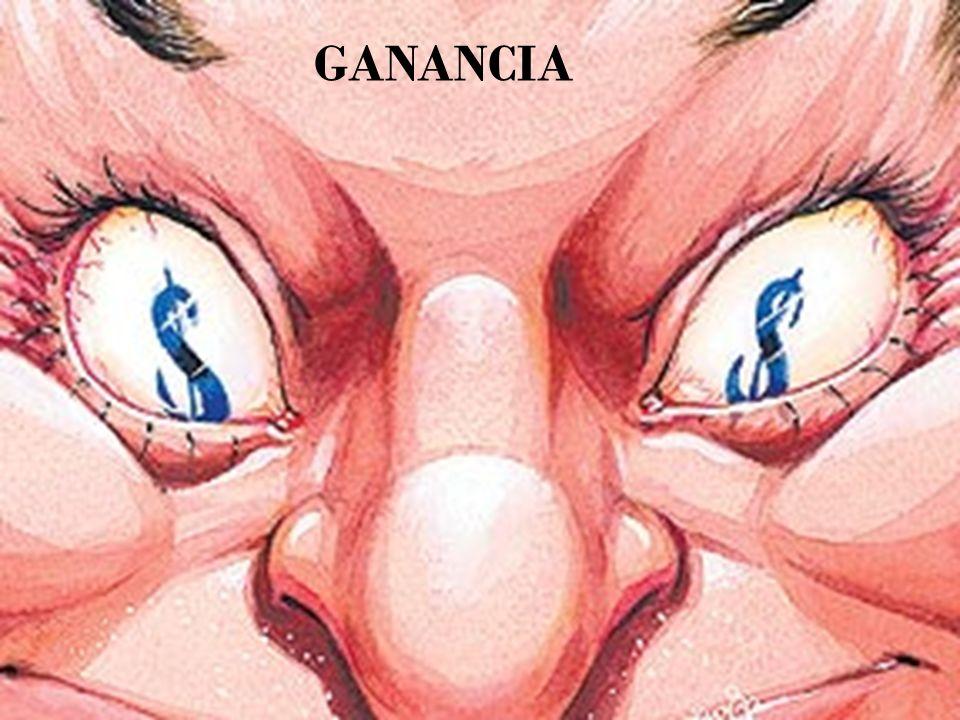 GANANCIA