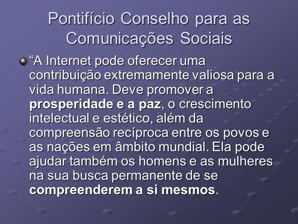 Pontifício Conselho para as Comunicações Sociais