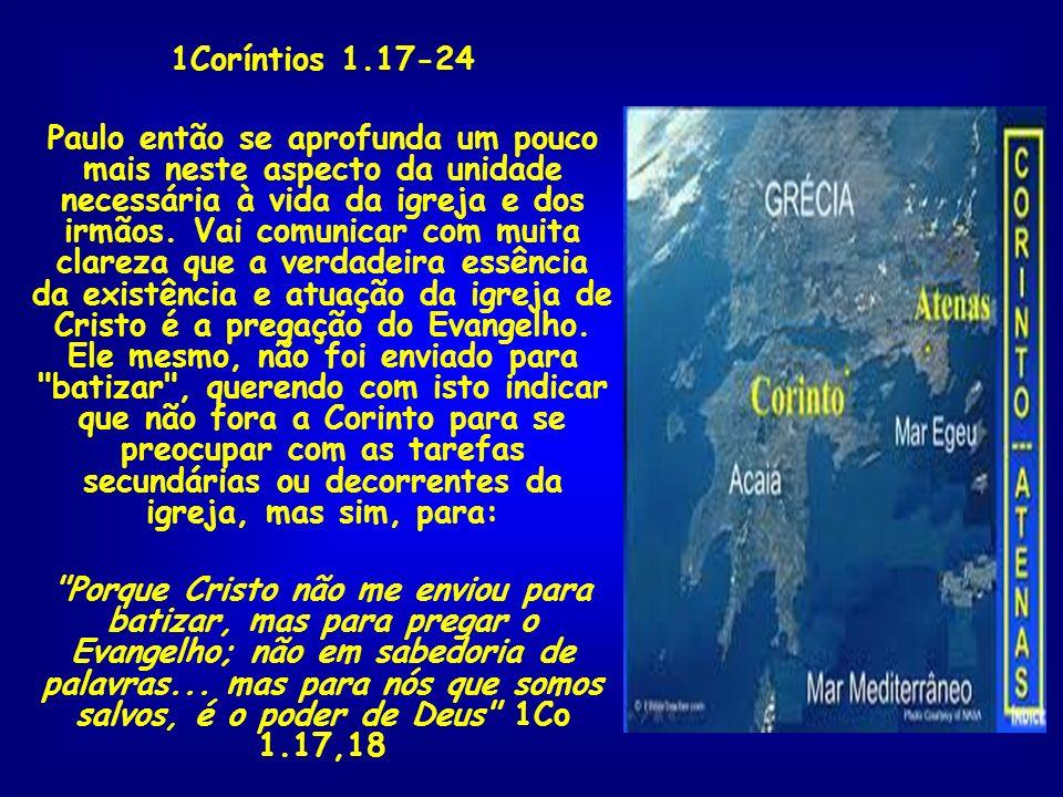 1Coríntios 1.17-24
