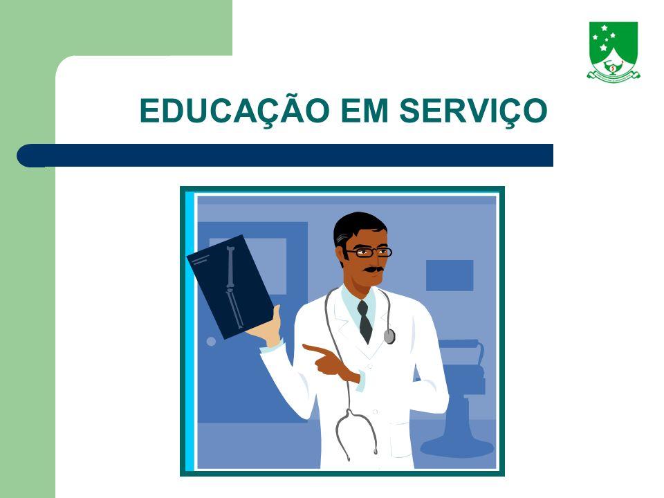 EDUCAÇÃO EM SERVIÇO