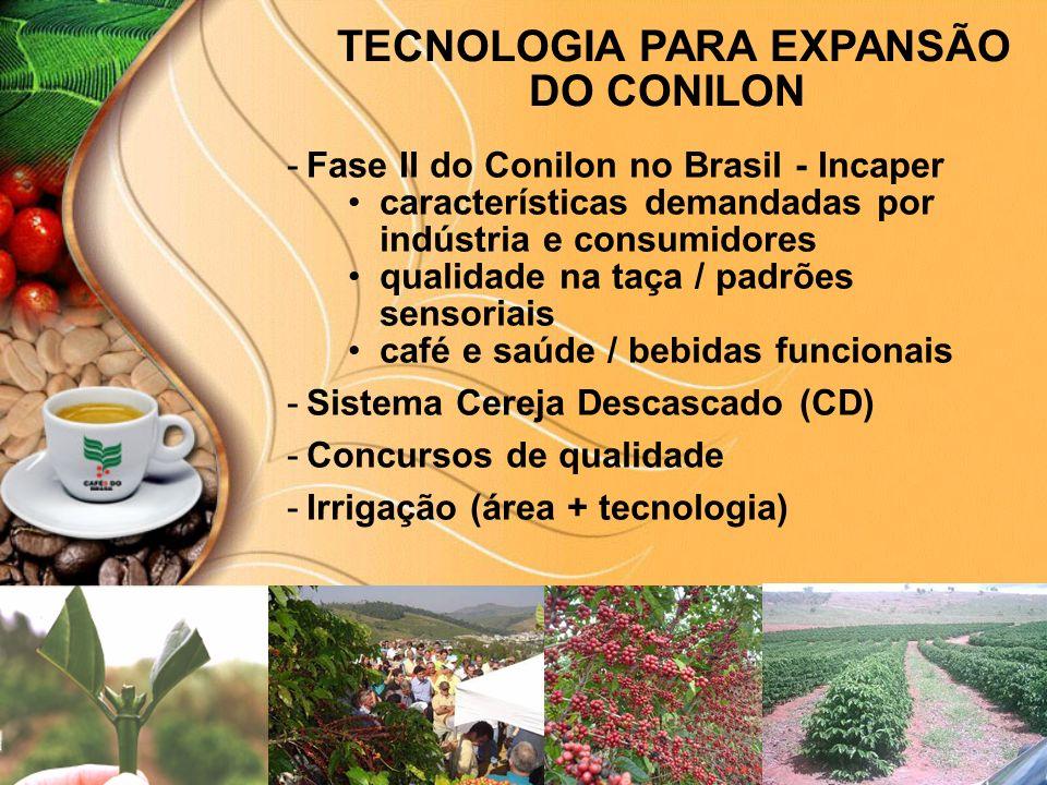 TECNOLOGIA PARA EXPANSÃO