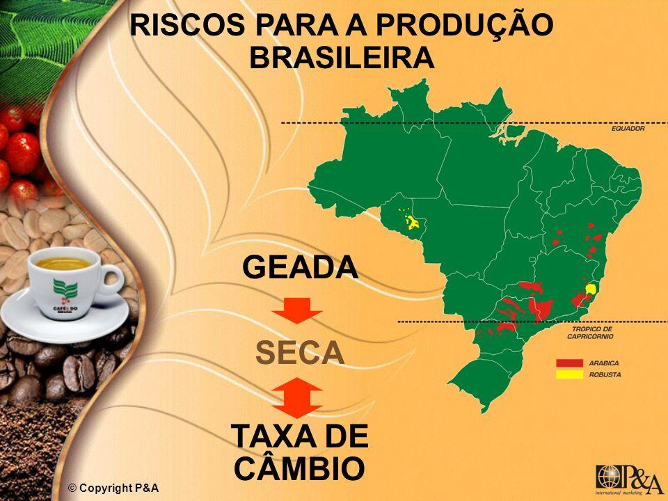 GEADA SECA TAXA DE CÂMBIO