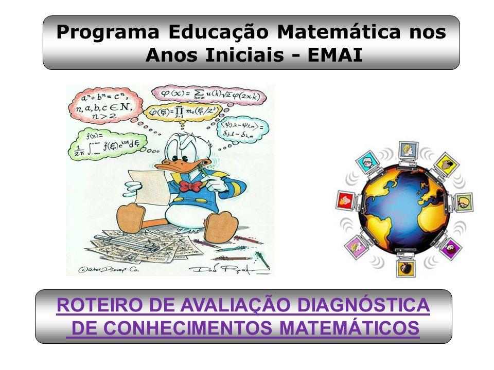 Programa Educação Matemática nos Anos Iniciais - EMAI
