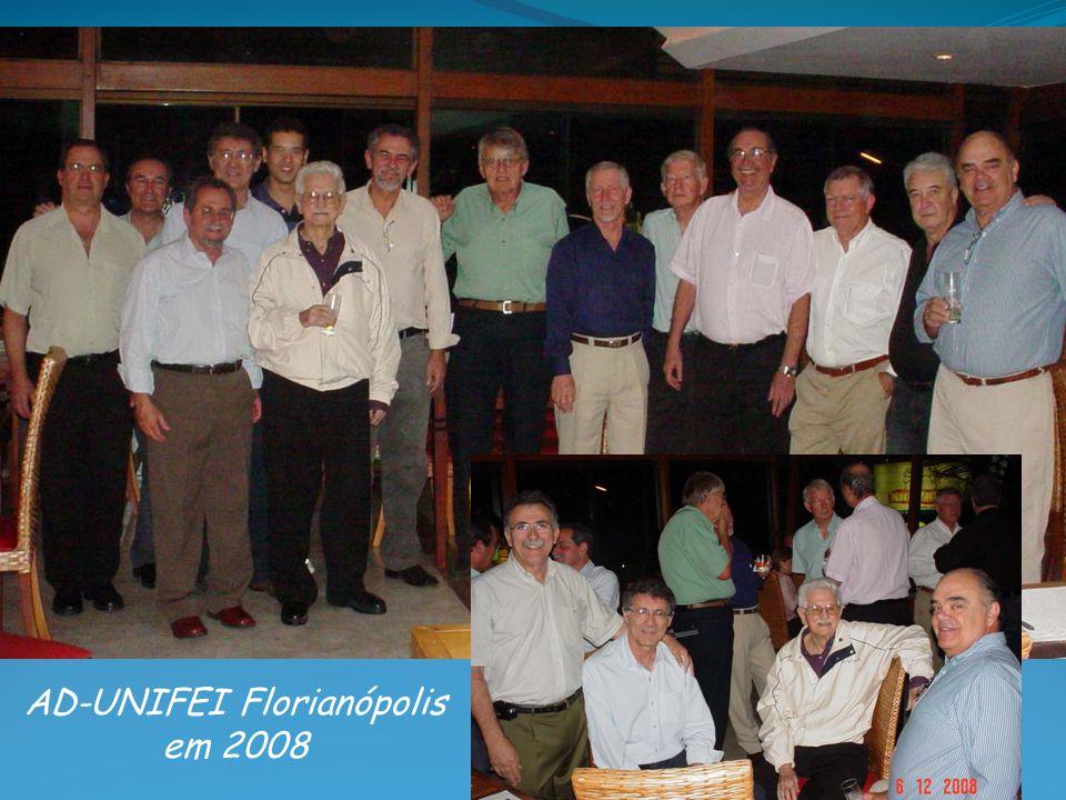 AD-UNIFEI Florianópolis em 2008