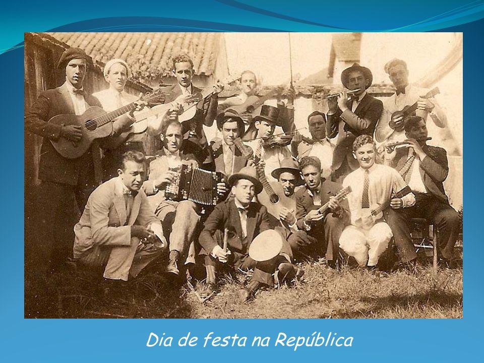 Dia de festa na República