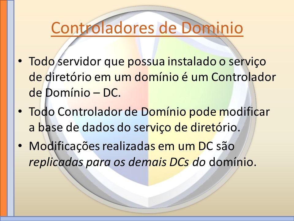 Controladores de Dominio