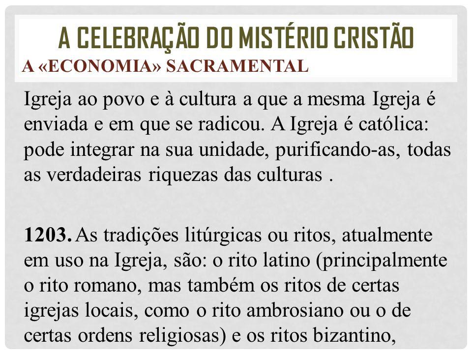 Matrimonio Rito Romano O Ambrosiano : Escola da fé a celebraÇÃo do mistÉrio cristÃo ppt carregar