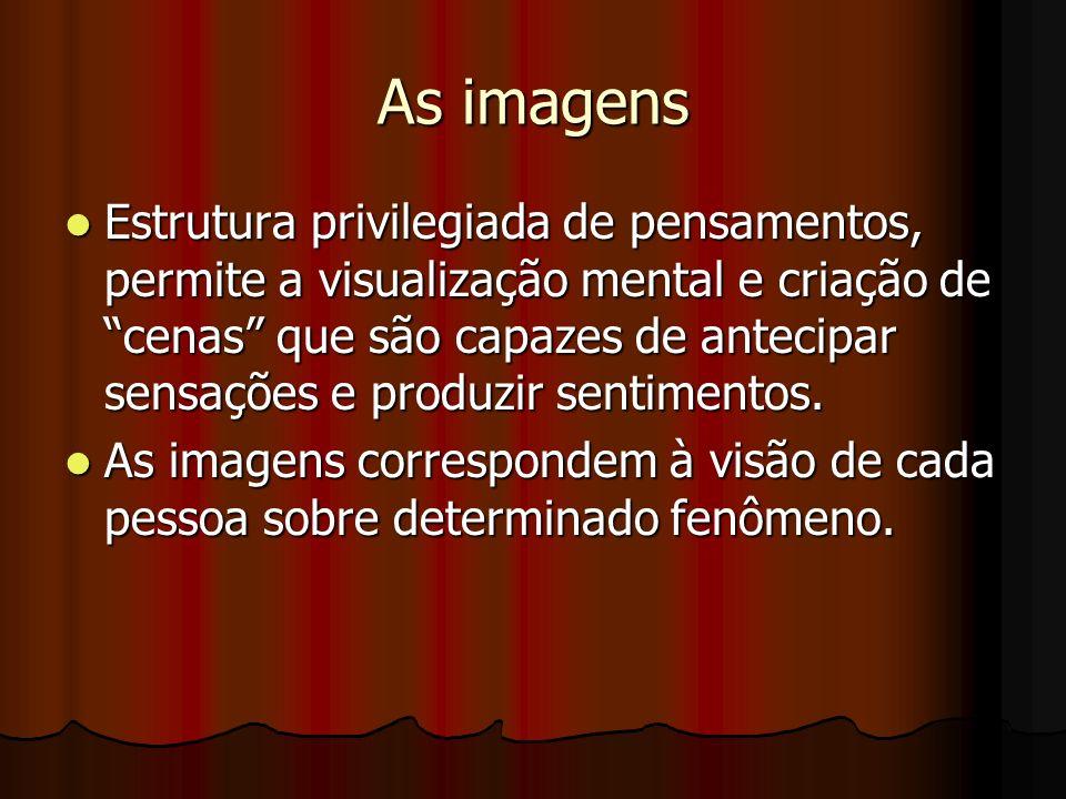 As imagens