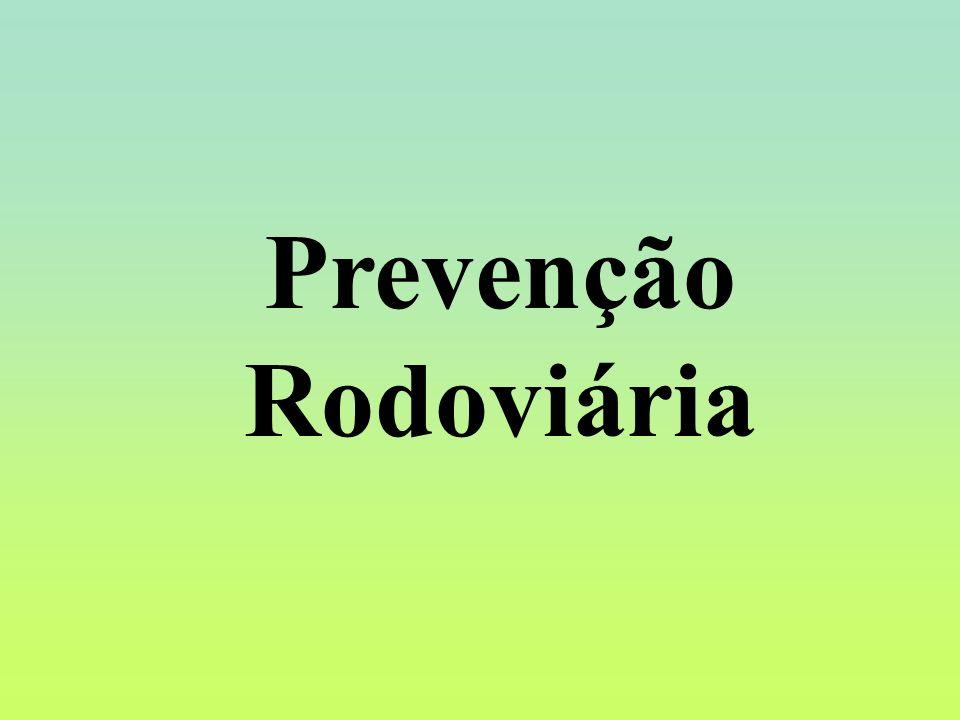 Prevenção Rodoviária