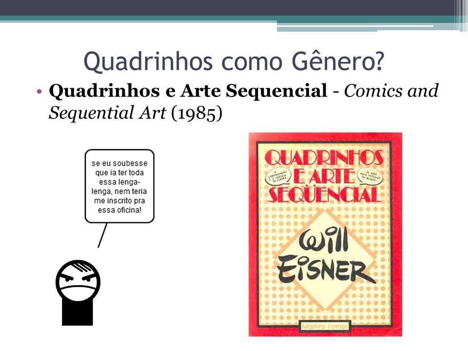 Quadrinhos como Gênero