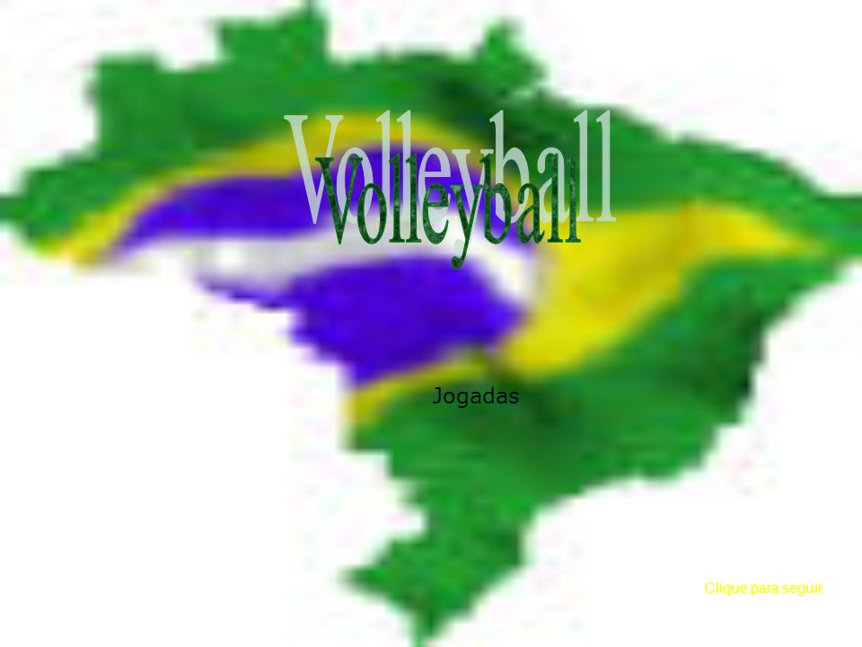 Volleyball Jogadas Clique para seguir