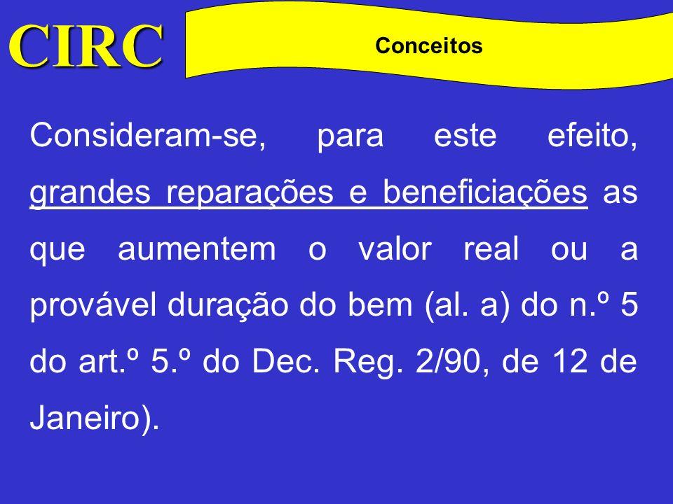 CIRC Conceitos.