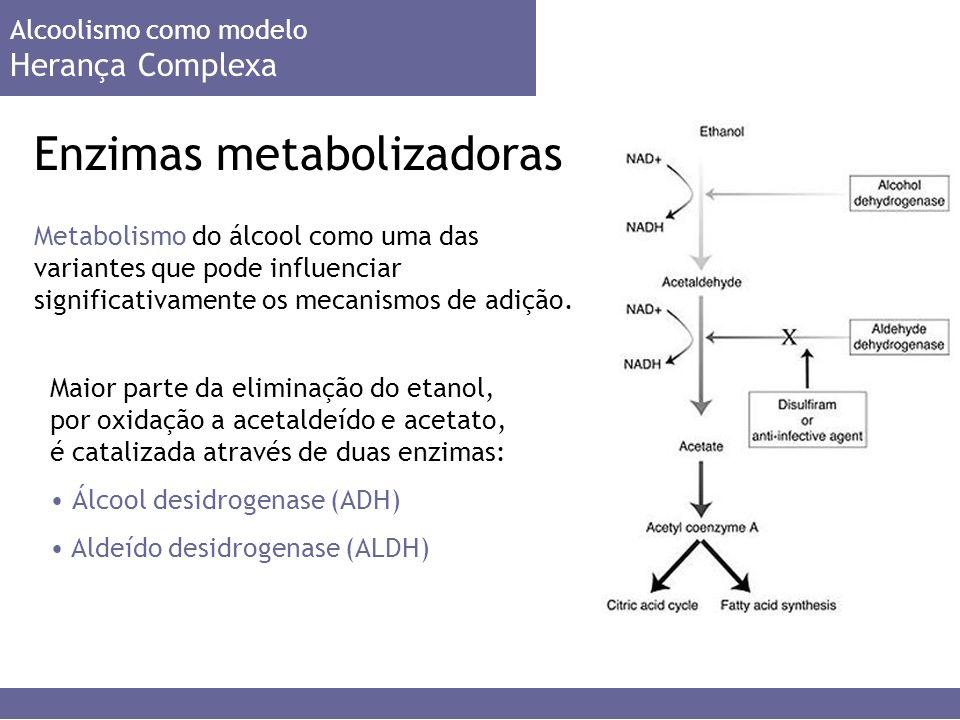 Enzimas metabolizadoras