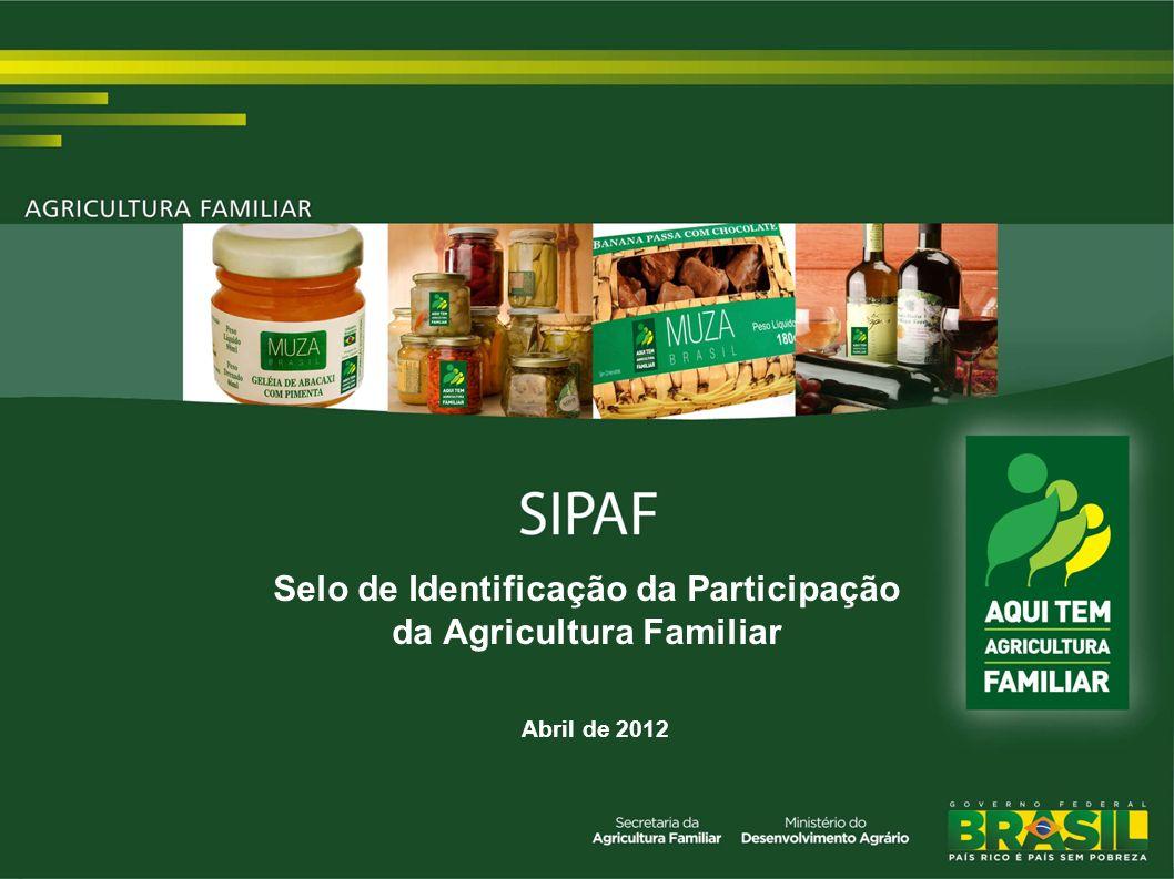 Selo de Identificação da Participação da Agricultura Familiar