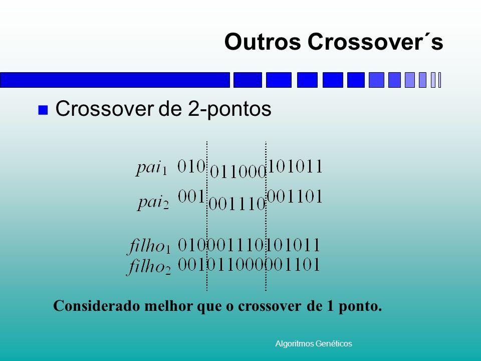 Outros Crossover´s Crossover de 2-pontos