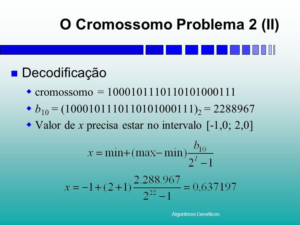 O Cromossomo Problema 2 (II)