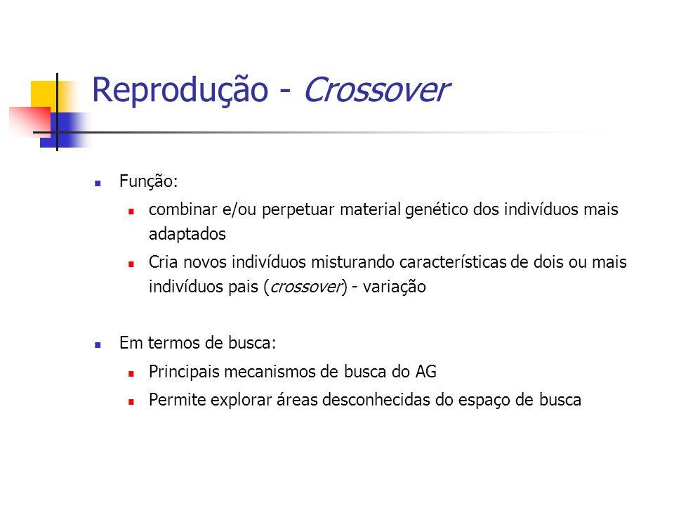 Reprodução - Crossover