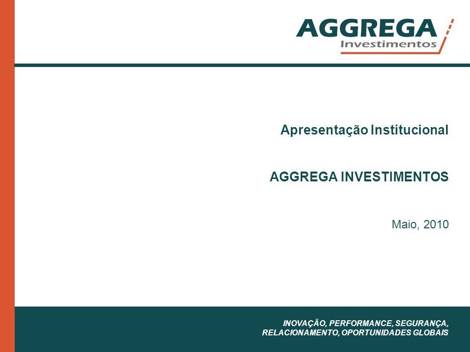 Apresentação Institucional AGGREGA INVESTIMENTOS Maio, 2010