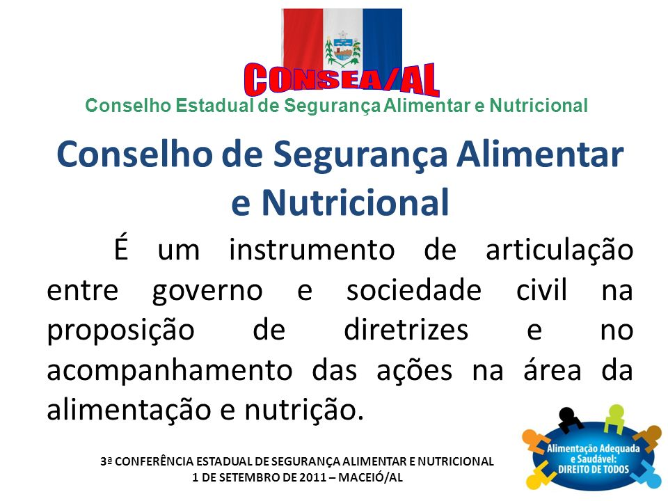 Conselho de Segurança Alimentar e Nutricional