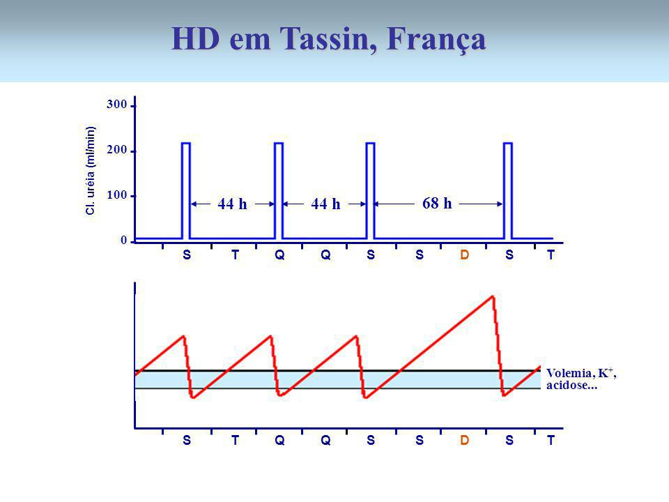 HD em Tassin, França 44 h 44 h 68 h 300 200 100 S T Q Q S S D S T