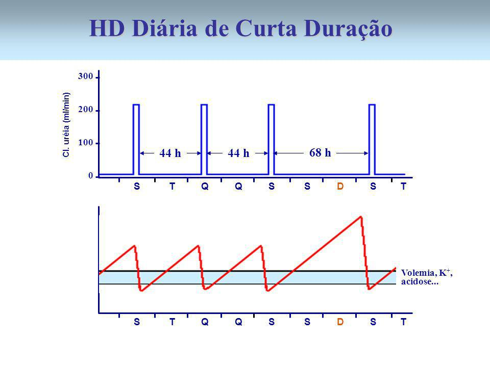 HD Diária de Curta Duração