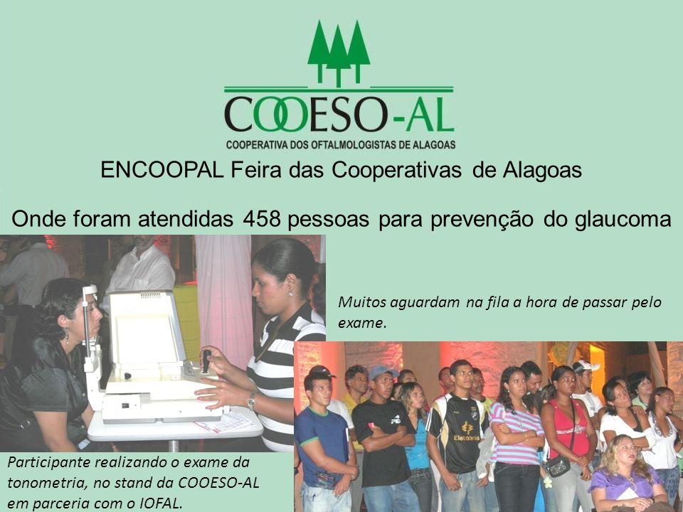 ENCOOPAL Feira das Cooperativas de Alagoas