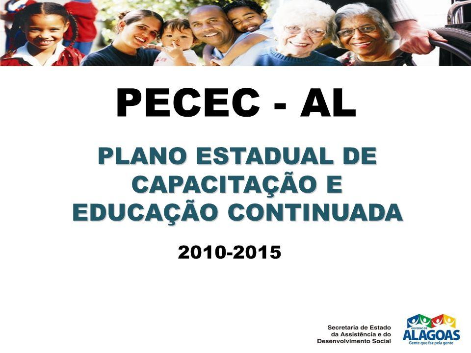 PLANO ESTADUAL DE CAPACITAÇÃO E EDUCAÇÃO CONTINUADA