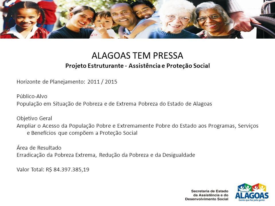 Projeto Estruturante - Assistência e Proteção Social