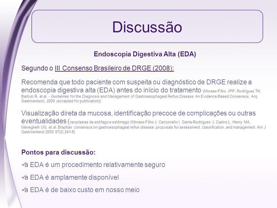 Endoscopia Digestiva Alta (EDA)