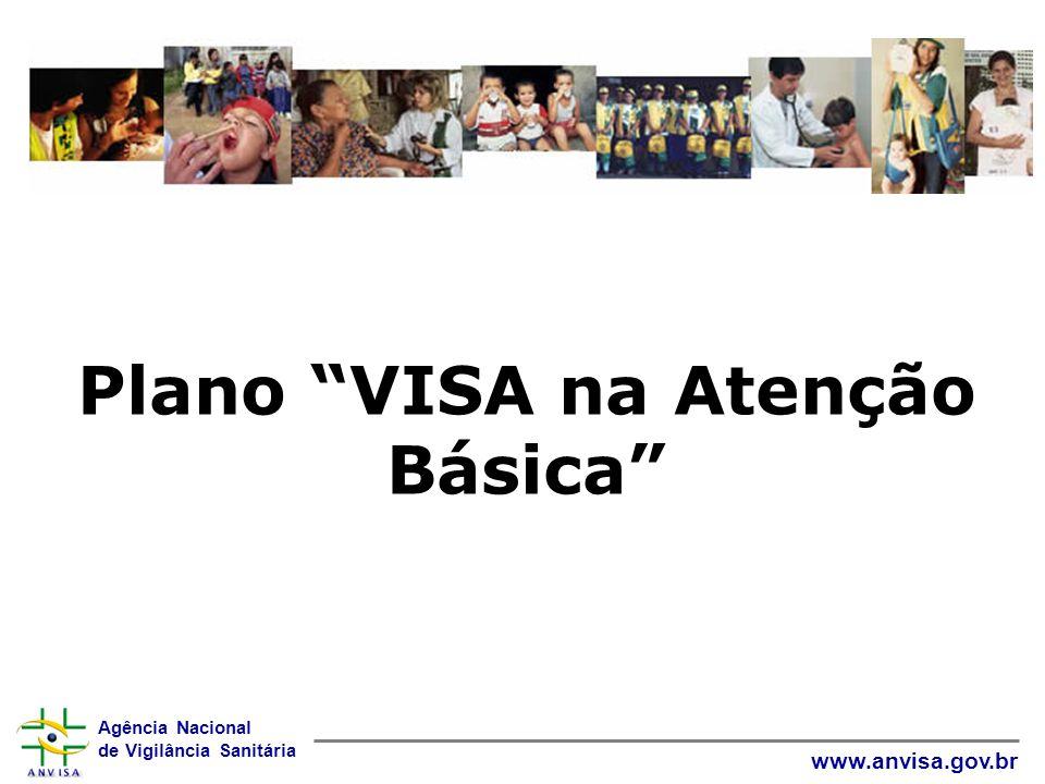 Plano VISA na Atenção Básica