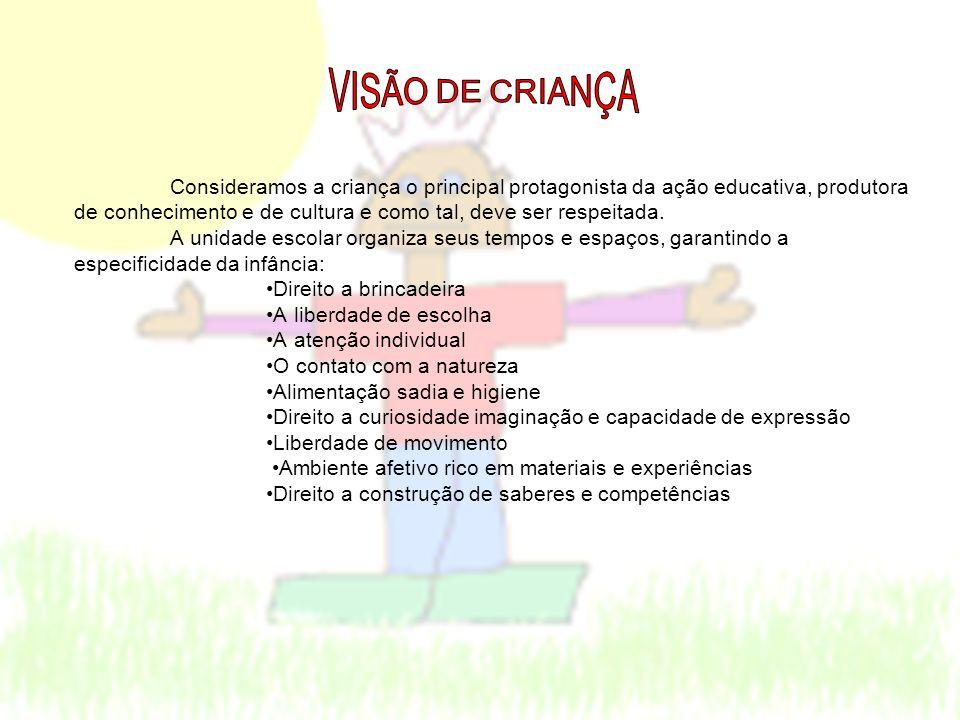 VISÃO DE CRIANÇA