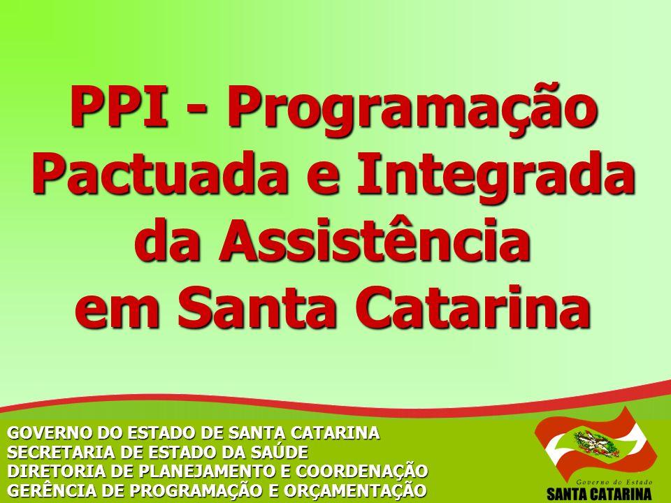 PPI - Programação Pactuada e Integrada da Assistência