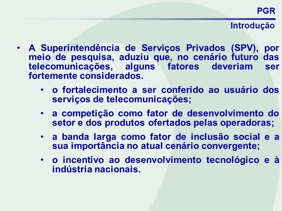 o incentivo ao desenvolvimento tecnológico e à indústria nacionais.