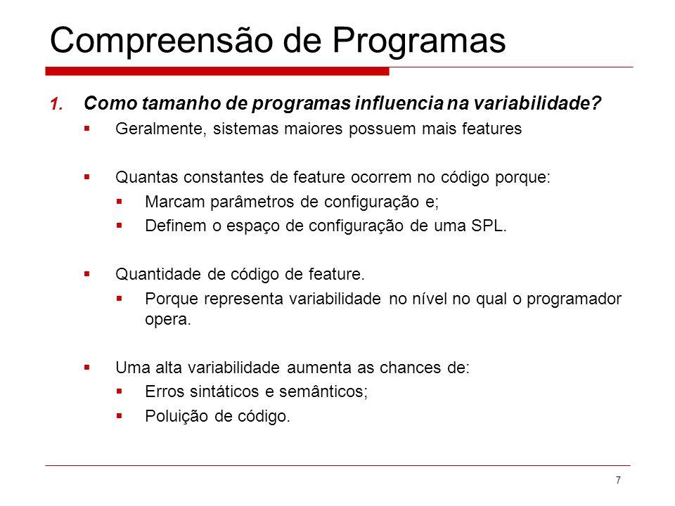 Compreensão de Programas