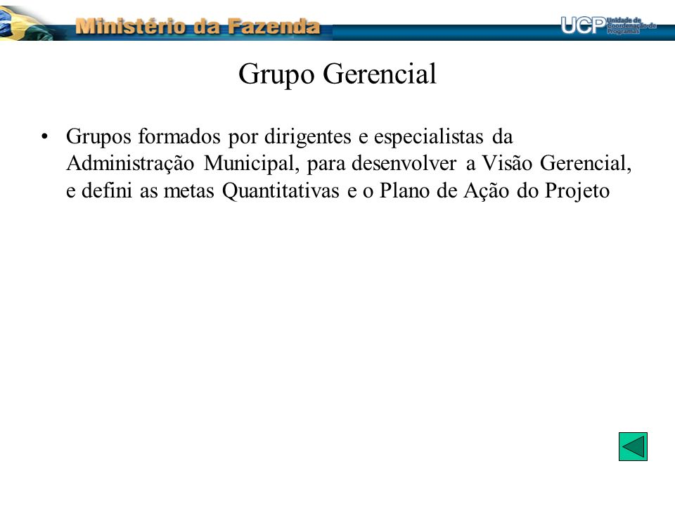 Grupo Gerencial