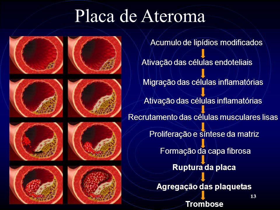 Agregação das plaquetas