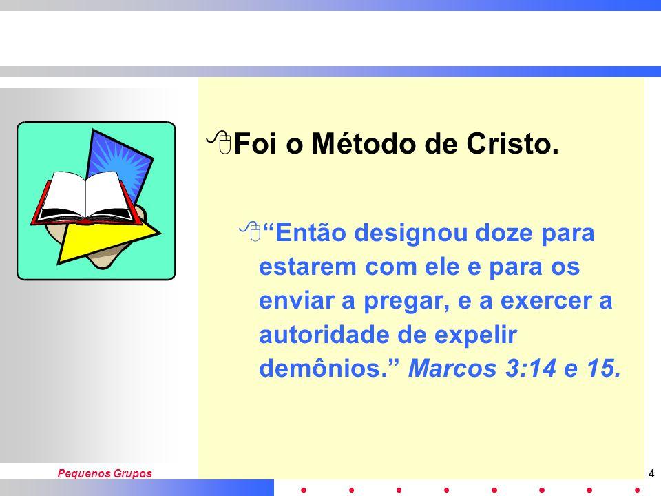 Foi o Método de Cristo.
