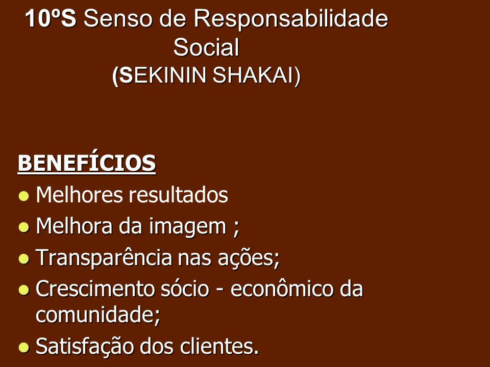 10ºS Senso de Responsabilidade Social