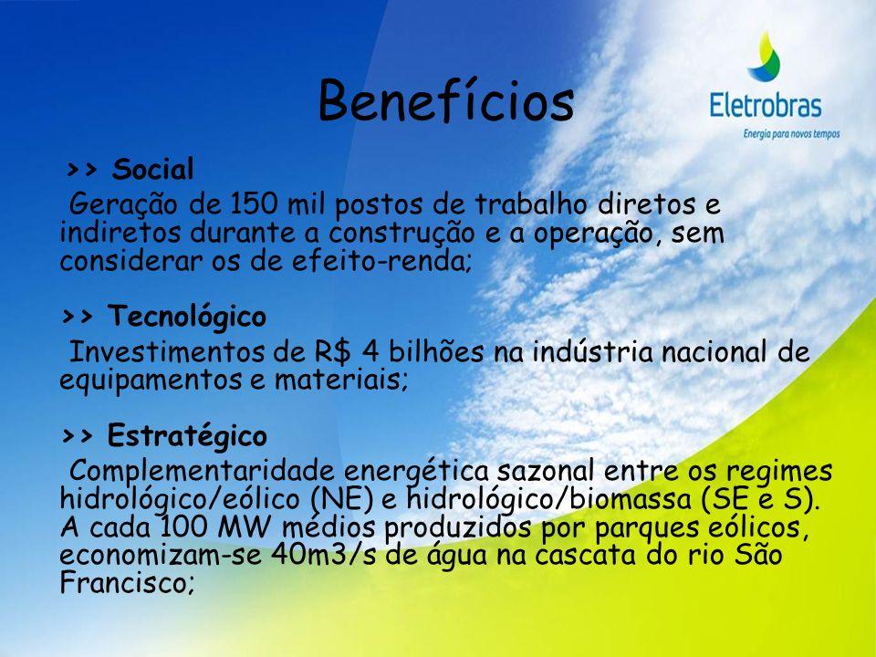 Benefícios >> Social