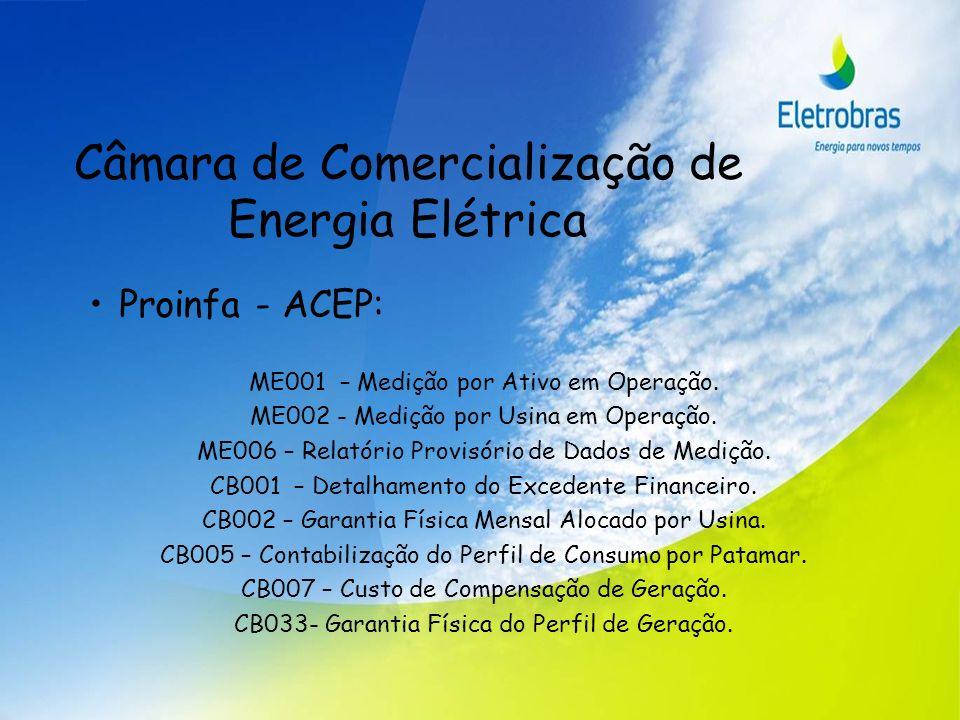 Câmara de Comercialização de Energia Elétrica