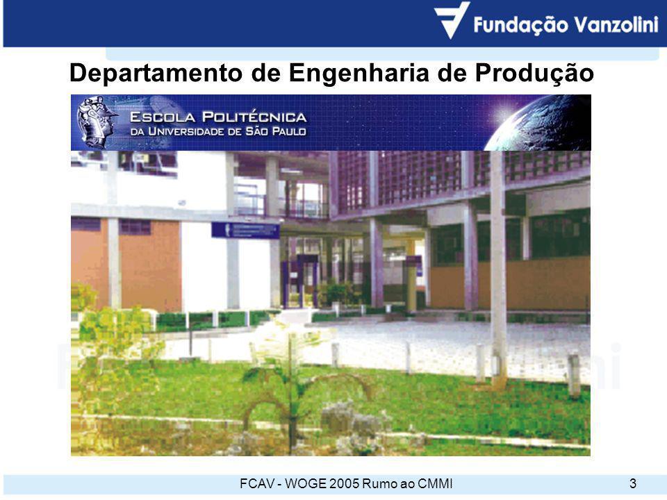 Departamento de Engenharia de Produção