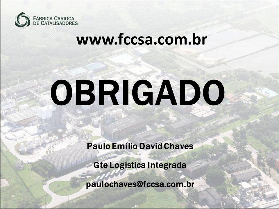 Paulo Emílio David Chaves Gte Logística Integrada