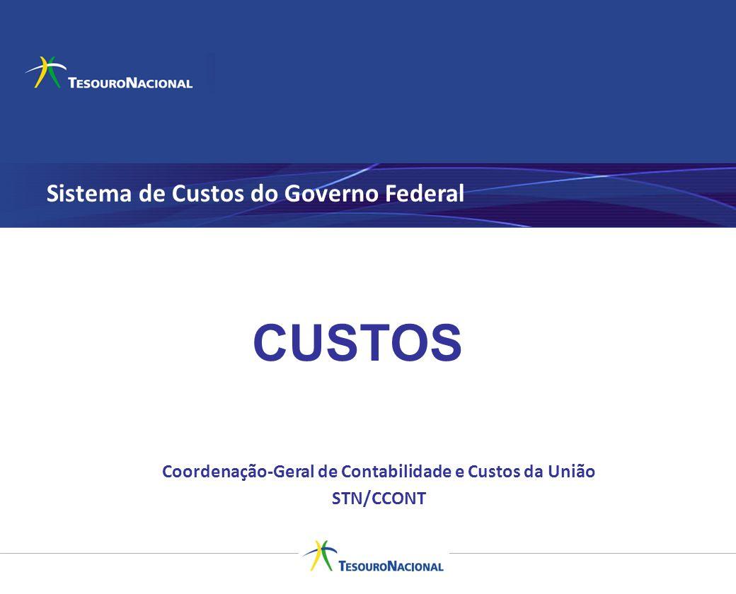 Coordenação-Geral de Contabilidade e Custos da União