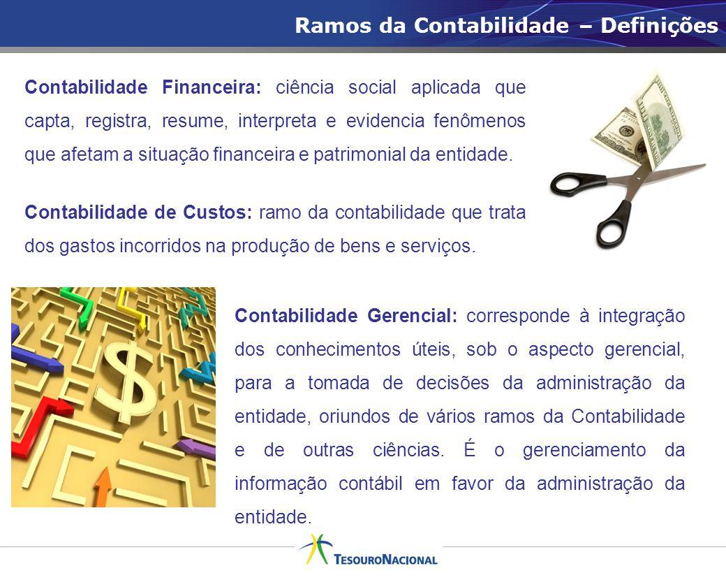 Ramos da Contabilidade – Definições