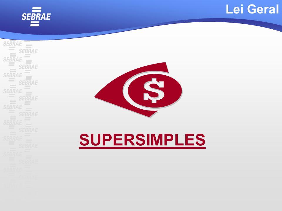 Lei Geral SUPERSIMPLES
