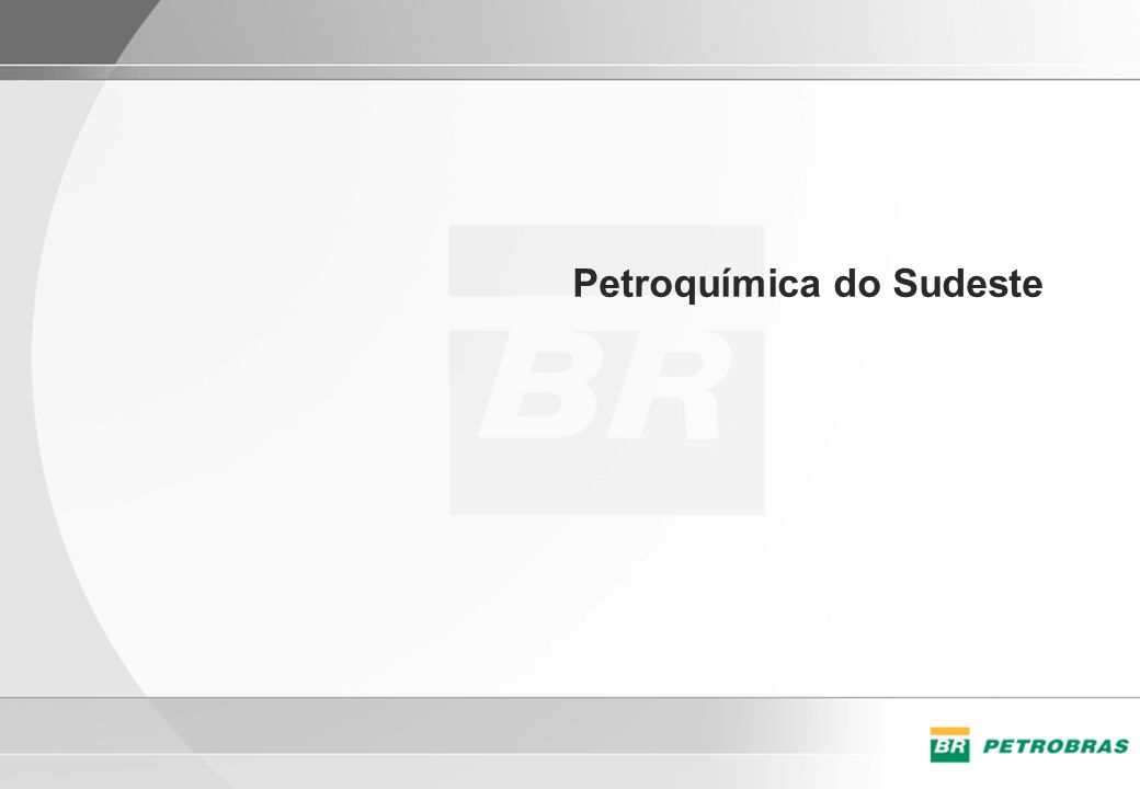 Petroquímica do Sudeste