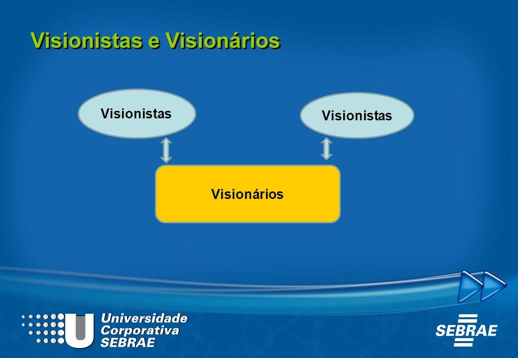 Visionistas e Visionários