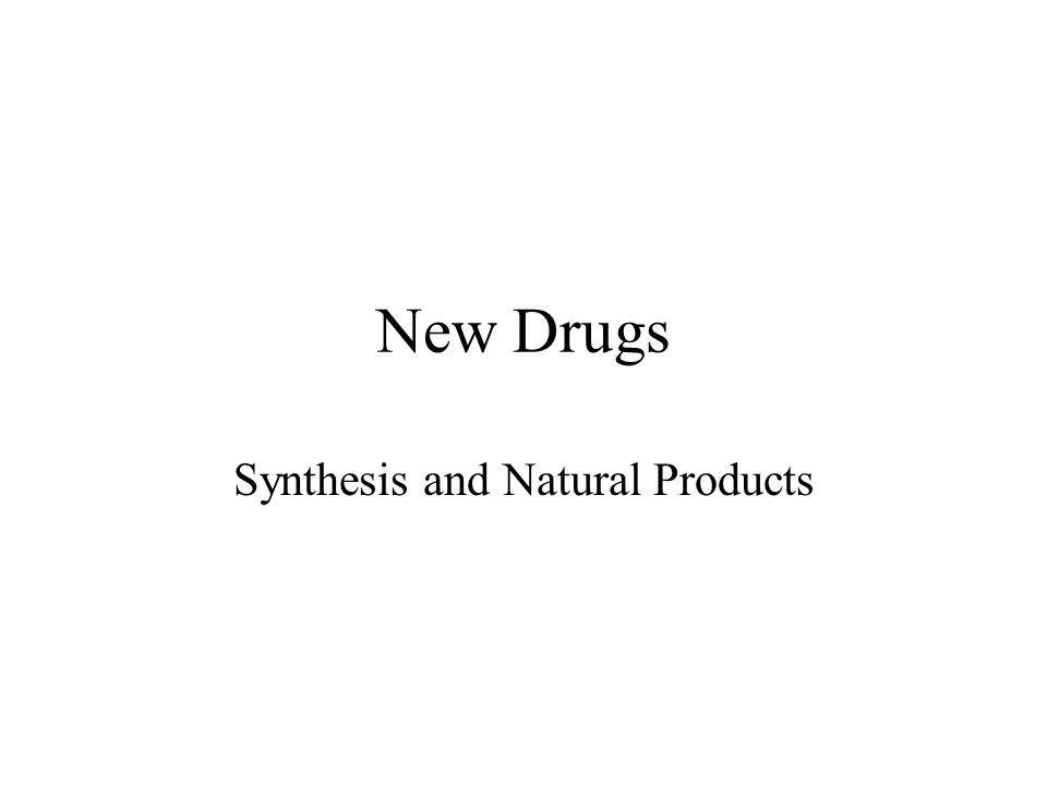 Synthesis and Natural Products